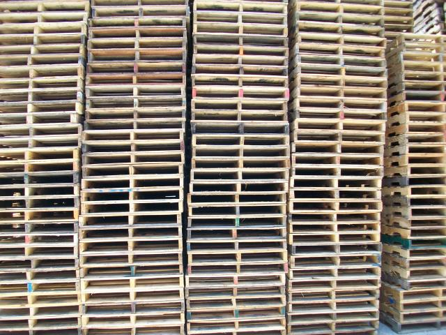 Pallets In Stock